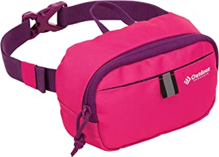 Outdoor Products Peapod Waist Pack, Magenta
