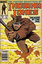 Marvel Comics: The Further Adventures of Indiana Jones Vol. 1, No. 19