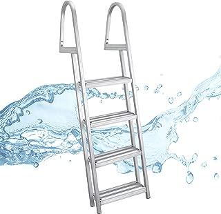 boat bow boarding ladders
