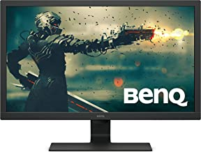 BenQ 27 Inch 1080P Monitor   75 Hz 1ms for Gaming   Proprietary Eye-Care Tech  Adaptive Brightness for Image Quality   GL2...