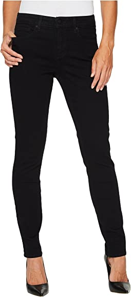 NYDJ - Alina Leggings w/ Burst Pocket in Black
