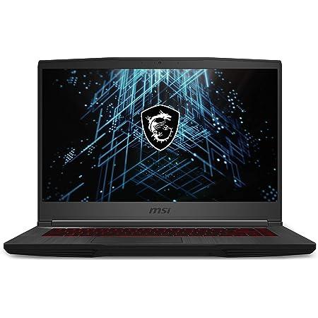 "MSI GF65 Thin 10UE-262IT, Notebook Gaming 15,6"" FHD 144Hz, Nvidia RTX 3060 Laptop, Intel Core I5-10500H, 16GB RAM DDR4, 512GB SSD M.2 PCIe 3.0, WiFi 6, Win 10 Home [Layout e Garanzia ITA]"