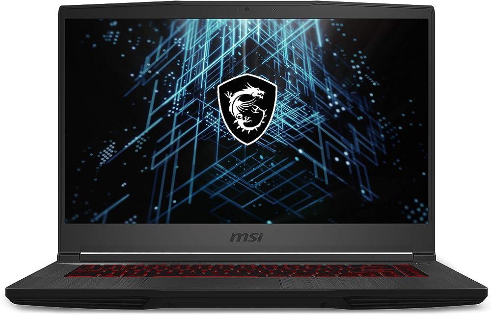 Msi pc portatile notebook gaming i7 nvidia rtx 3060 6gb gddr6 1tb ssd m.2 pcie 3.0 16gb ram ddr4 GF65 Thin 10UE-271IT