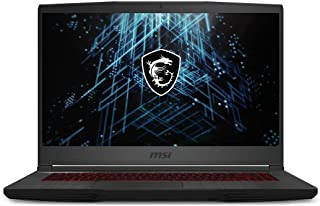 "MSI GF65 Thin 10UE-047 15.6"" 144Hz 3ms Gaming Laptop Intel Core i7-10750H RTX3060 16GB 512GB NVMe SSD Win10"