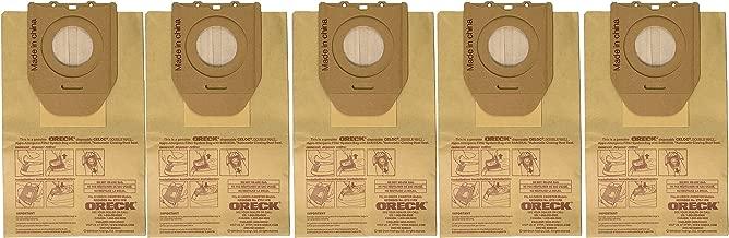 Oreck ET511PK Paper Bag, Dutchtech Can. W/Pre & Post Filters 5Pk