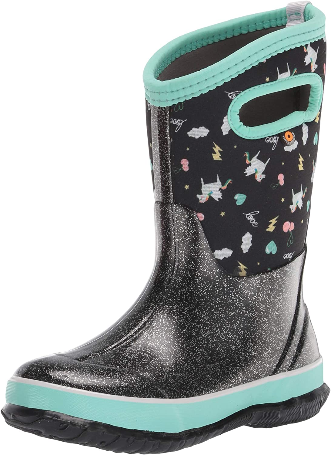 BOGS Women's Classic Fees free!! High Waterproof Rubber Insulated Neoprene S Same day shipping