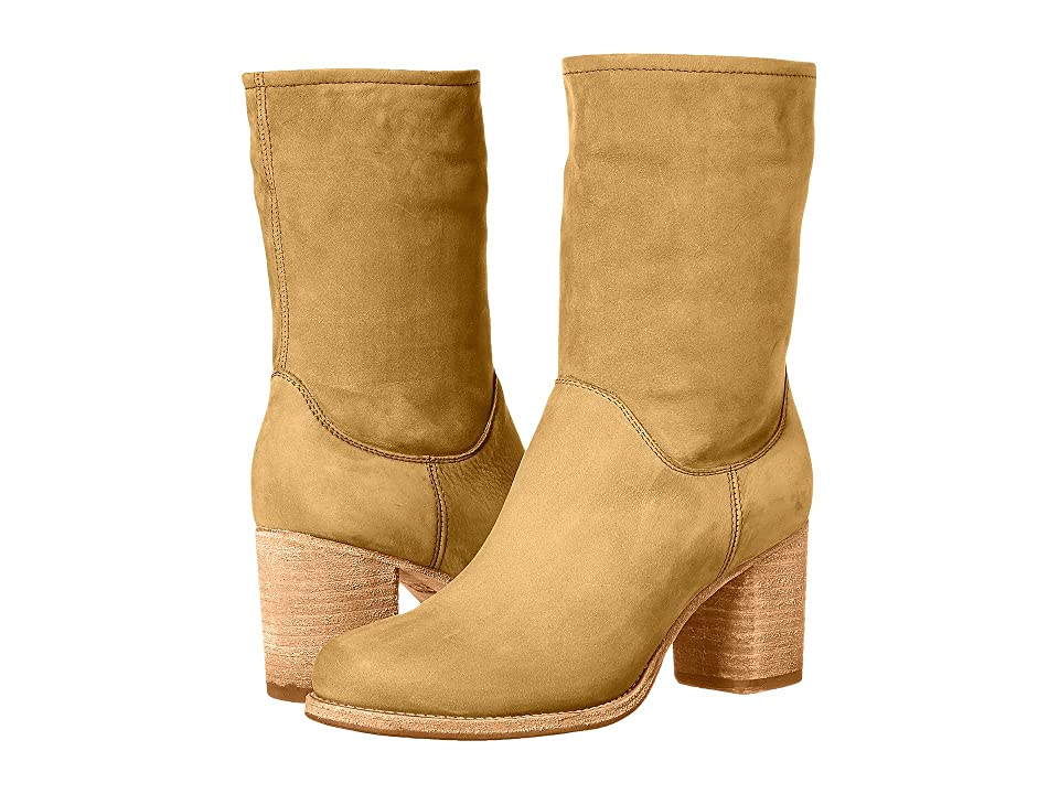 Frye Addie Mid (Sand) Women