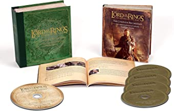 Lord Of The Rings: Return Of The King - Complete Recordings (4Cd/1Blu-Ray)