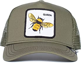 Goorin Bros. 'Royal B' Animal Farm Trucker Snap Back Baseball Hat Olive