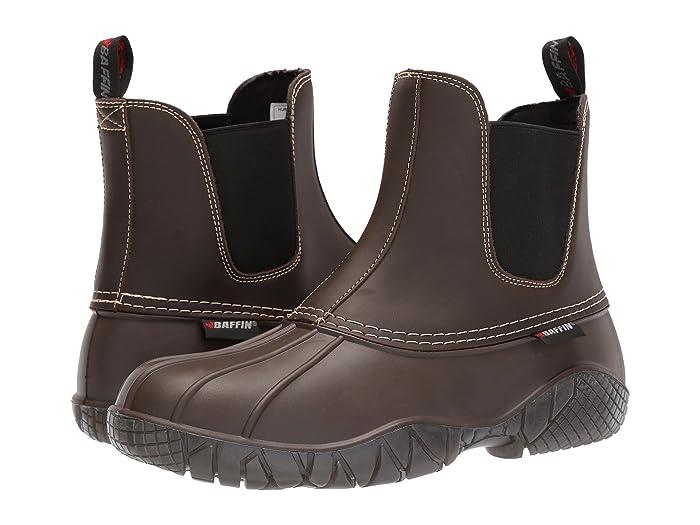 Baffin  Huron (Brown) Mens Boots