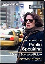 Public Speaking (DVD)