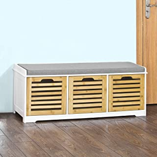 Best 5 foot bench with storage Reviews