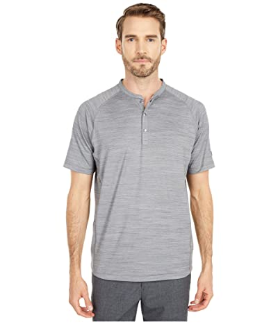 PUMA Golf Cloudspun Henley (Quiet Shade) Men