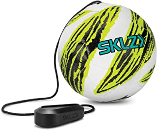 SKLZ Star-Kick Solo Soccer Trainer with Size 1 Soccer Ball