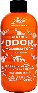 Angry Orange Pet Odor Eliminator for Dog and Cat Urine, Makes 1 Gallon of Solution for..