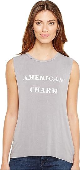 American Charm Tank Top