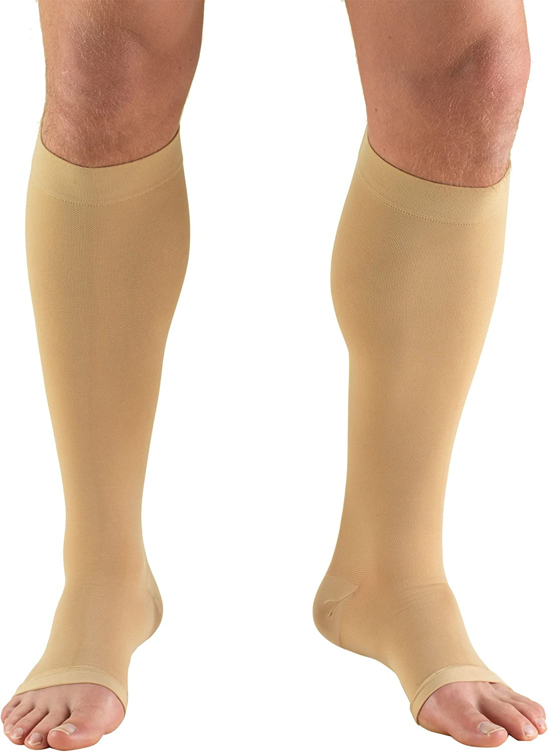 Truform 20-30 Outlet ☆ Free Shipping outlet mmHg Compression Stocking Men Women for and Knee