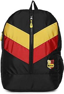 Impulse Waterproof Travelling Casual Backpack Series 30 liters Black Earth