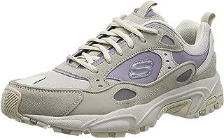 Skechers Stamina Contic 男士交叉训练鞋灰褐色