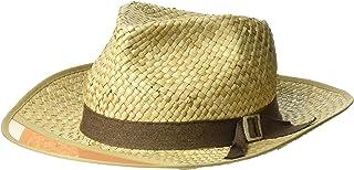 قبعة Brixton للرجال بمقاس متوسط من القش فيدورا