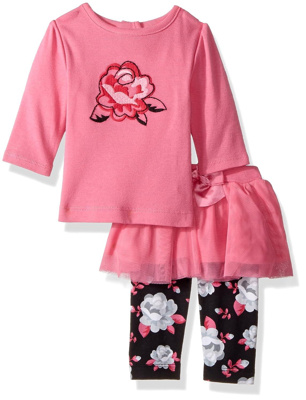 Gerber Baby Girls' Shirt and Tutu Legging Set