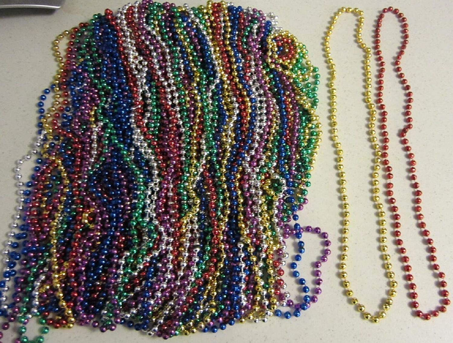 50 Mardi SEAL limited product GRAS Beads Necklaces Motorcycle Bike Throw All stores are sold B Rally Bead