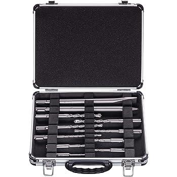 6 x 200 x 265 mm Bosch Professional 2 608 597 777 Bosch 777-Brocas para martillos perforadores SDS-plus-5