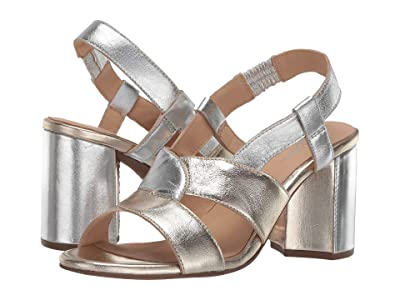 Seychelles Odds and Ends (Silver/Gold) High Heels