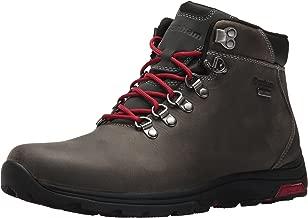 (12 D(M) US, Dark Grey) - Dunham Men's Trukka Waterproof Alpine Winter Boot