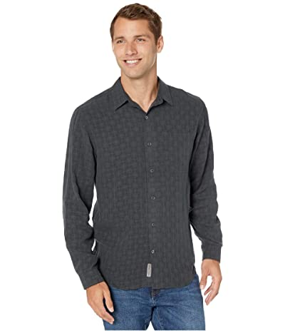 Royal Robbins San Juan Dry Long Sleeve (Obsidian) Men
