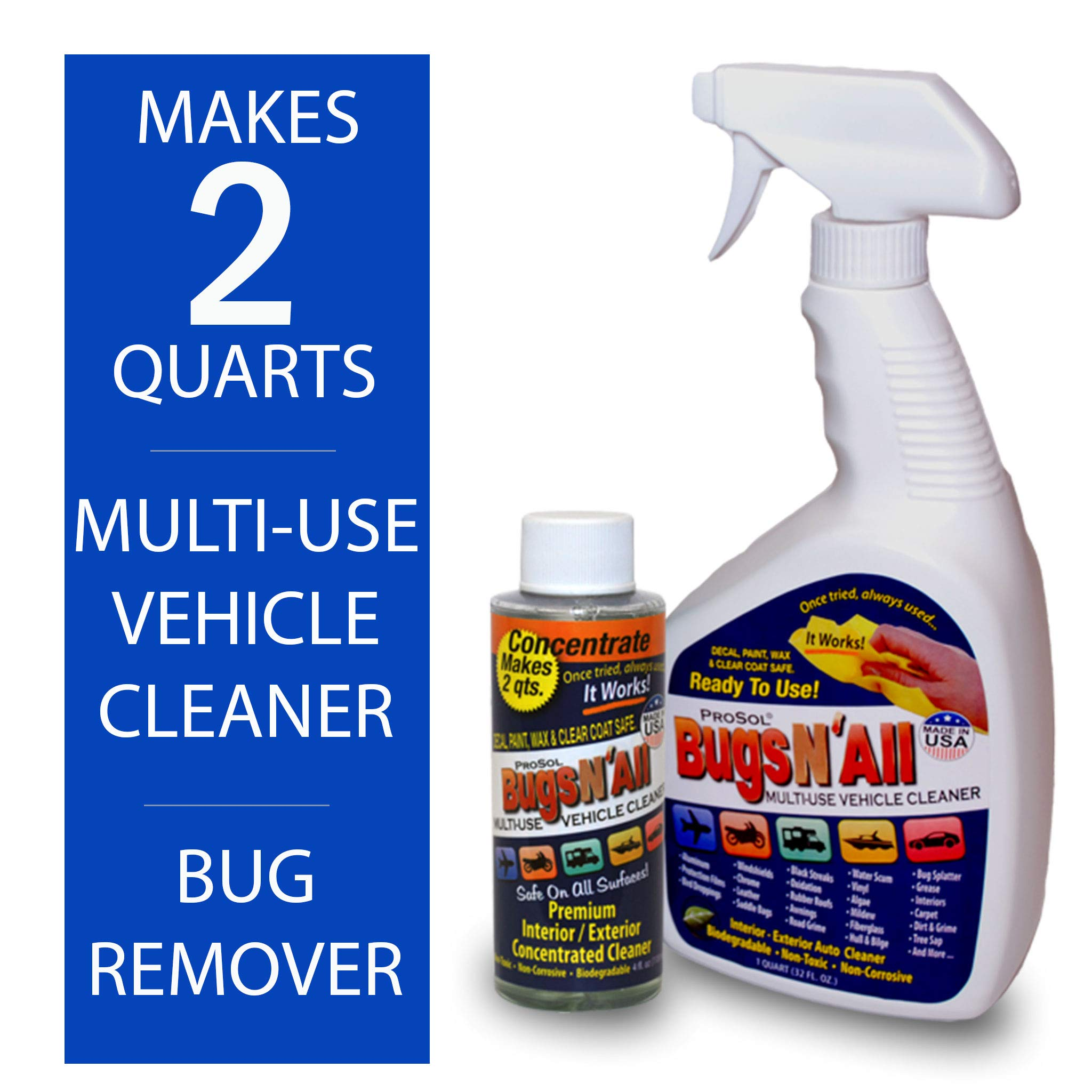 Bugs All Interior Exterior Concentrate
