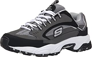 Men's Stamina Cutback Training Shoe,Charcoal/Black,US 7 M