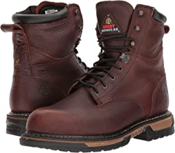 "8"" Ironclad Steel Toe WP"