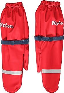 Playshoes flicka, kvinnor Matschhandschuh mit Fleece-Futter Handskar