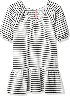 Seafolly Girls' Short Sleeve Cover Up Dress