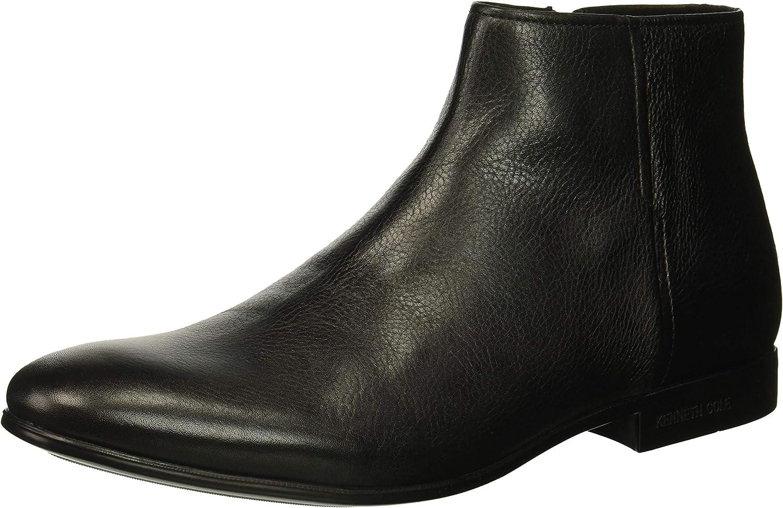 Kenneth Kenneth Kenneth Cole ny York herrar Mix Zip Boot Ankle  kreditgaranti
