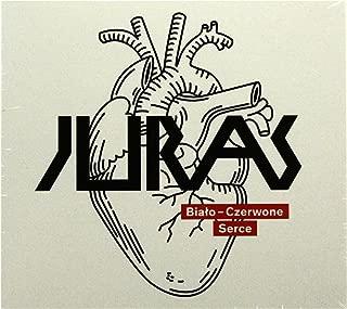 Juras: BiaĹ o czerwone serce (digipack) [CD]