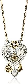 Women's Charm Heart Pendant Necklace