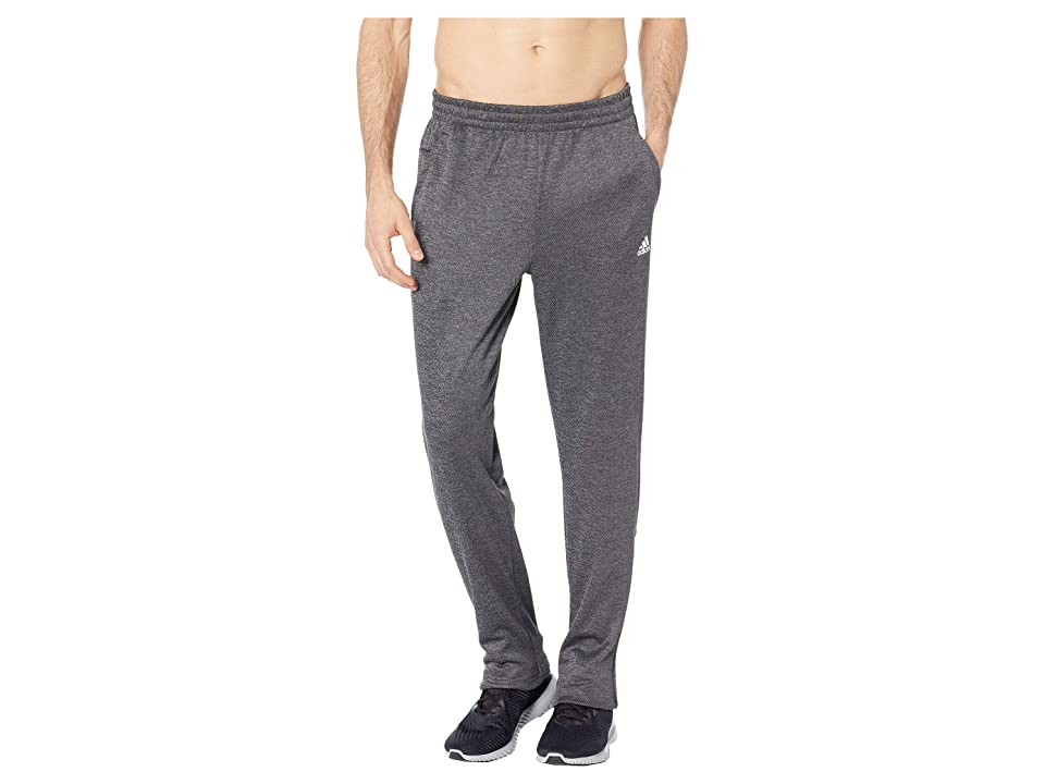 adidas Team Issue Fleece Pants (Dark Grey Melange) Men