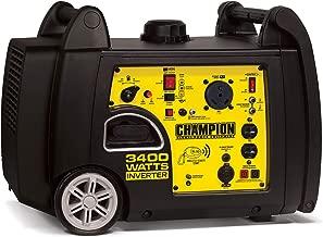 3400 Watt CARB Gasoline Inverter Generator with Wireless Remote