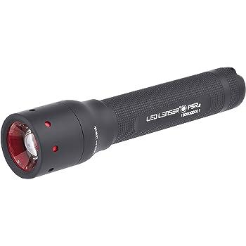 wasserdicht fokussierbar Constant Light Leuchtweite 250 Meter 500 Lumen Taschenlampe LED Leuchtdauer 25 Stunden 1 Stk. Ledlenser P5R Core