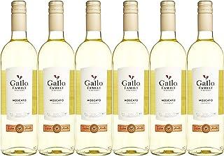 Gallo Family Vineyards Moscato Ernest und Julio Süß 6 x 0.75 l
