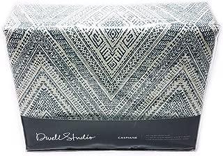 Dwell Studio Caspiane Full/Queen Duvet Cover, Color: Azure