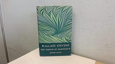 Wallace Stevens: The Making of Harmonium (Princeton Legacy Library)