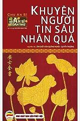 Khuyên người tin sâu nhân quả - Quyển Thượng: An Sĩ toàn thư - Tập 1 (An Si toan thu) Kindle Edition