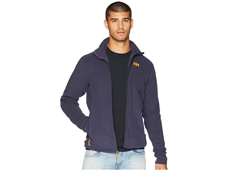 Helly Hansen Daybreaker Fleece Jacket (Graphite Blue) Boy