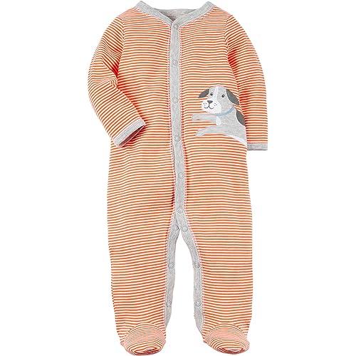 163cf6130 Carter s Newborn Pajamas  Amazon.com