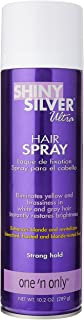 Best non yellowing hair spray for white hair Reviews
