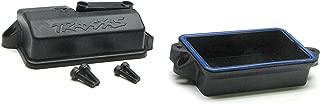 RUSTLER VXL WATERPROOF RECEIVER BOX W/ SCREWS, 3628 TRAXXAS 37076-3