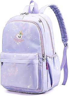 Girls Backpack for School Kids Backpack Preschool Kindergarten Elementary Bookbag